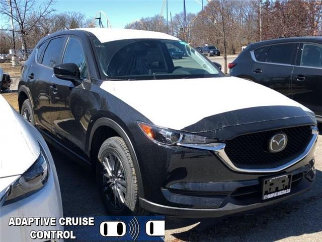 2019 Mazda CX-5 GS (Stk: 19-203) in Vaughan - Image 3 of 5