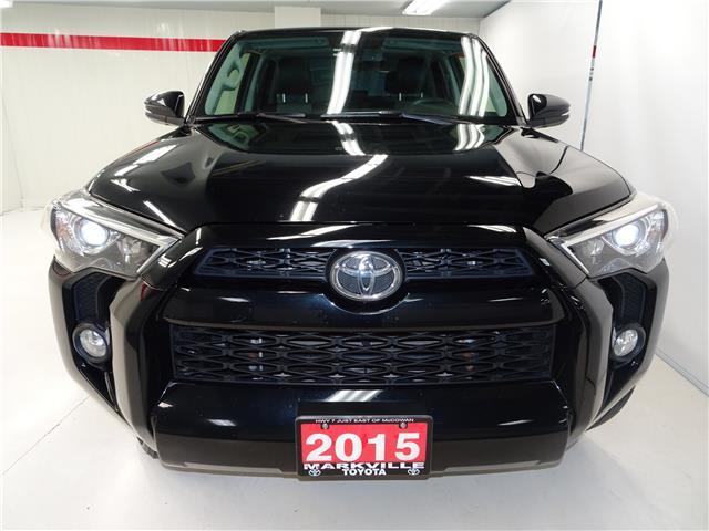 2015 Toyota 4Runner SR5 V6 (Stk: 36478U) in Markham - Image 2 of 23