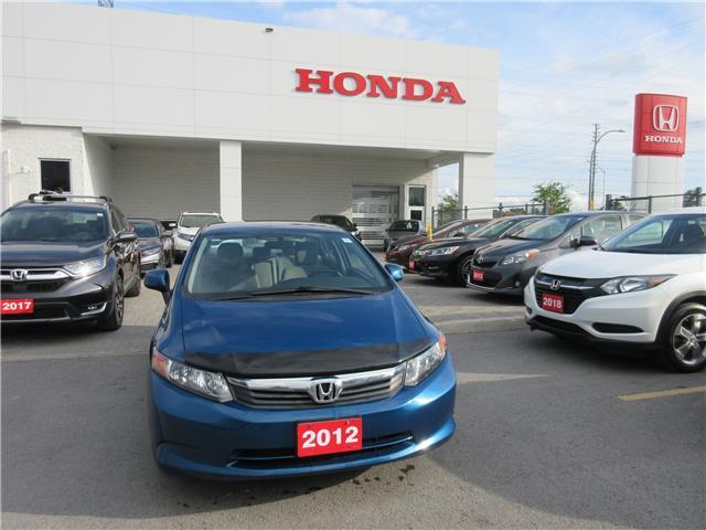 2012 Honda Civic LX (Stk: VA3570) in Ottawa - Image 2 of 12