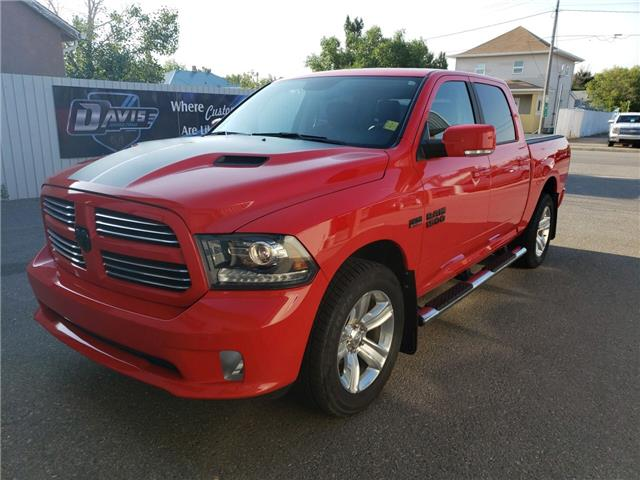 2016 RAM 1500 Sport (Stk: 8807) in Fort Macleod - Image 1 of 18