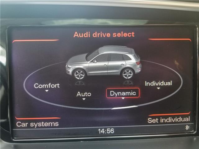 2017 Audi Q5 2.0T Progressiv (Stk: 15404) in Woodbridge - Image 16 of 25