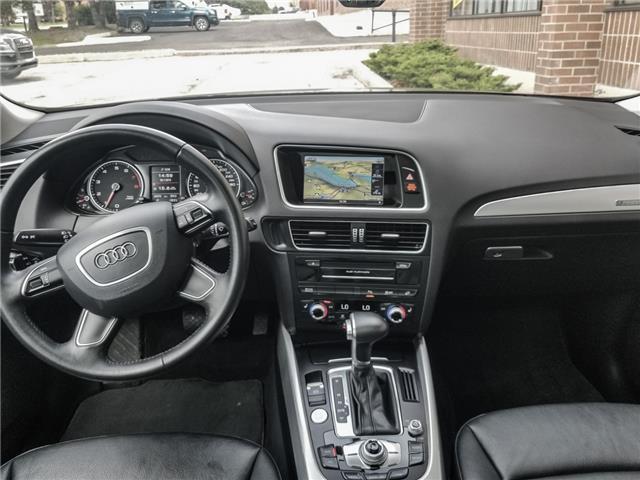 2017 Audi Q5 2.0T Progressiv (Stk: 15404) in Woodbridge - Image 13 of 25