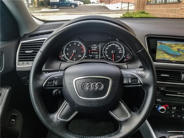 2017 Audi Q5 2.0T Progressiv (Stk: 15404) in Woodbridge - Image 14 of 25