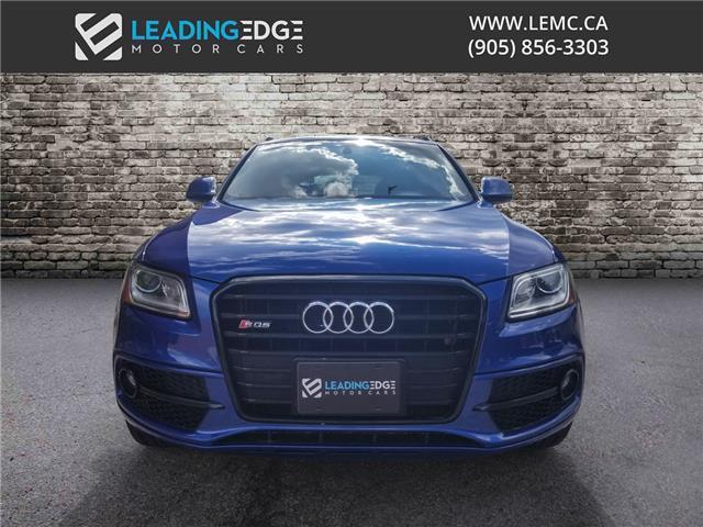 2016 Audi SQ5 3.0T Progressiv (Stk: 15405) in Woodbridge - Image 2 of 21