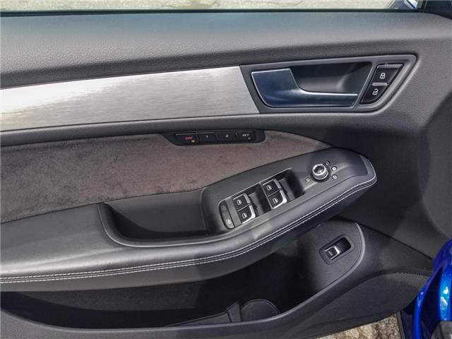 2016 Audi SQ5 3.0T Progressiv (Stk: 15405) in Woodbridge - Image 21 of 21