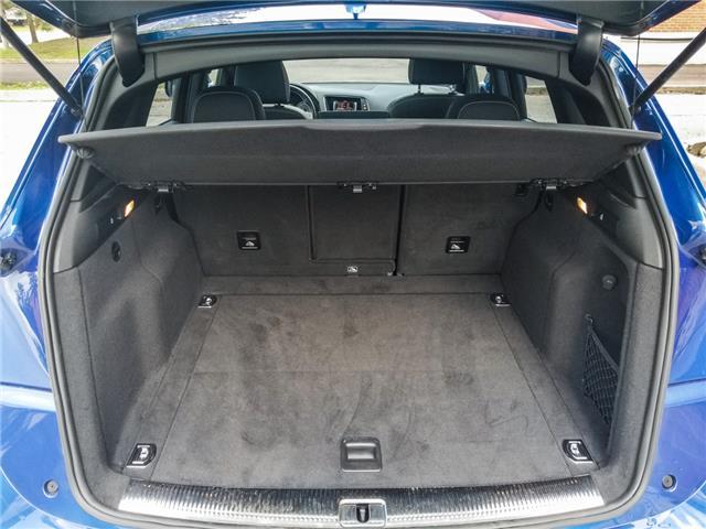 2016 Audi SQ5 3.0T Progressiv (Stk: 15405) in Woodbridge - Image 19 of 21