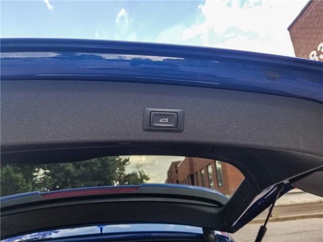 2016 Audi SQ5 3.0T Progressiv (Stk: 15405) in Woodbridge - Image 20 of 21