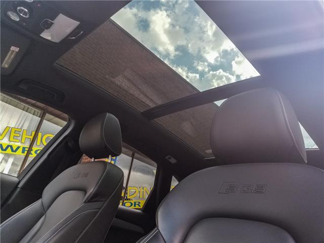 2016 Audi SQ5 3.0T Progressiv (Stk: 15405) in Woodbridge - Image 16 of 21