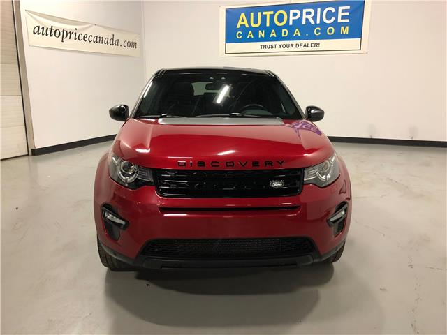 2016 Land Rover Discovery Sport HSE (Stk: W0509) in Mississauga - Image 2 of 29