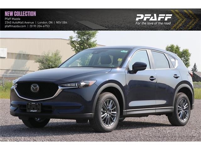 2019 Mazda CX-5 GS (Stk: LM9308) in London - Image 1 of 10