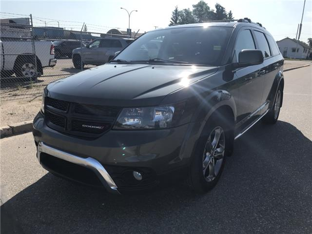 2016 Dodge Journey Crossroad (Stk: T19-155A) in Nipawin - Image 3 of 24