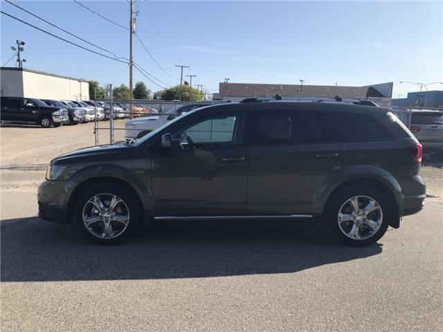 2016 Dodge Journey Crossroad (Stk: T19-155A) in Nipawin - Image 4 of 24