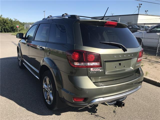 2016 Dodge Journey Crossroad (Stk: T19-155A) in Nipawin - Image 18 of 24