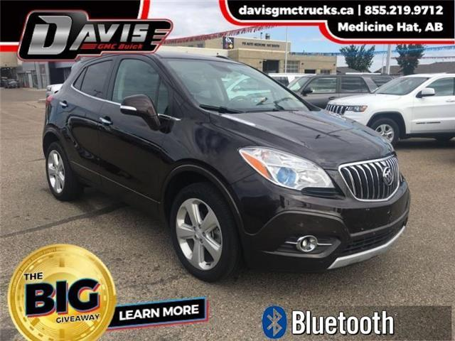 2015 Buick Encore Convenience (Stk: 125100) in Medicine Hat - Image 1 of 26