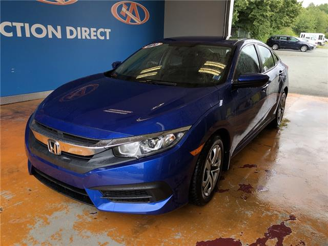 Auction Direct Sackville >> 2017 Honda Civic Lx Auto Air Heated Seats Cruise Reverse