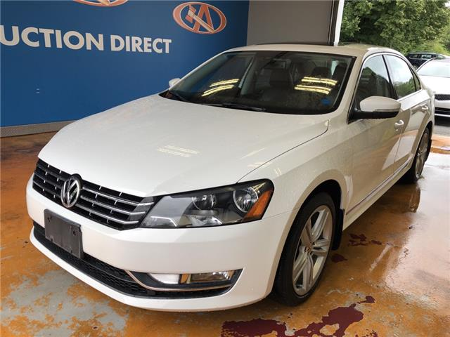 2014 Volkswagen Passat 2.0 TDI Highline (Stk: 14-018478) in Lower Sackville - Image 1 of 17