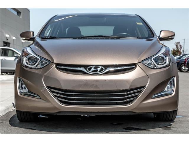 2015 Hyundai Elantra Limited (Stk: SU0076) in Guelph - Image 3 of 22