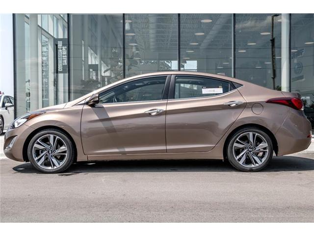 2015 Hyundai Elantra Limited (Stk: SU0076) in Guelph - Image 9 of 22
