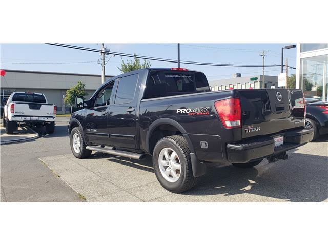 2012 Nissan Titan  (Stk: 8T1848A) in Duncan - Image 2 of 4