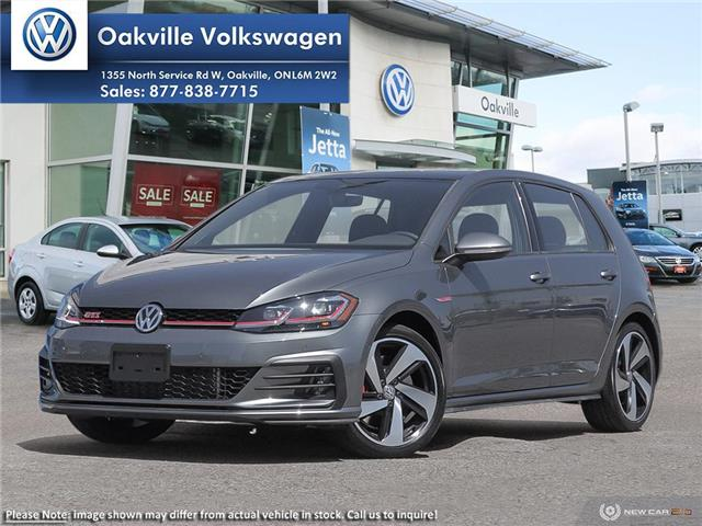 2019 Volkswagen Golf GTI 5-Door Autobahn (Stk: 21468) in Oakville - Image 1 of 23