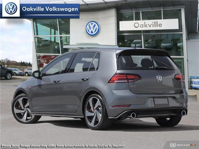 2019 Volkswagen Golf GTI 5-Door Autobahn (Stk: 21468) in Oakville - Image 4 of 23