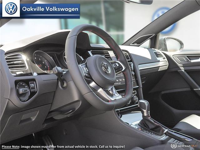 2019 Volkswagen Golf GTI 5-Door Autobahn (Stk: 21468) in Oakville - Image 12 of 23
