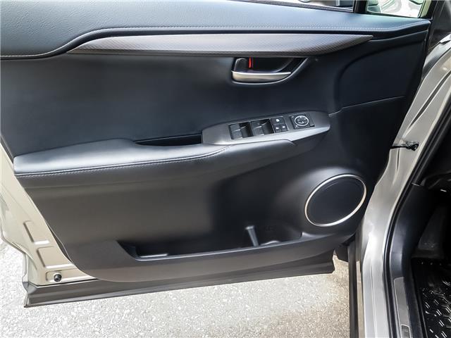 2016 Lexus NX 200t Base (Stk: 11631) in Waterloo - Image 10 of 24