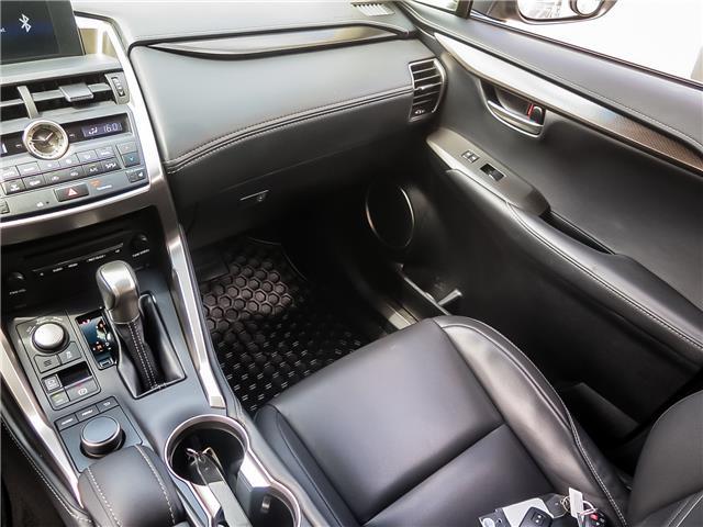 2016 Lexus NX 200t Base (Stk: 11631) in Waterloo - Image 17 of 24