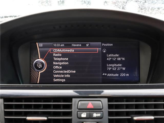 2011 BMW 328i  (Stk: AHL139) in Hamilton - Image 14 of 20