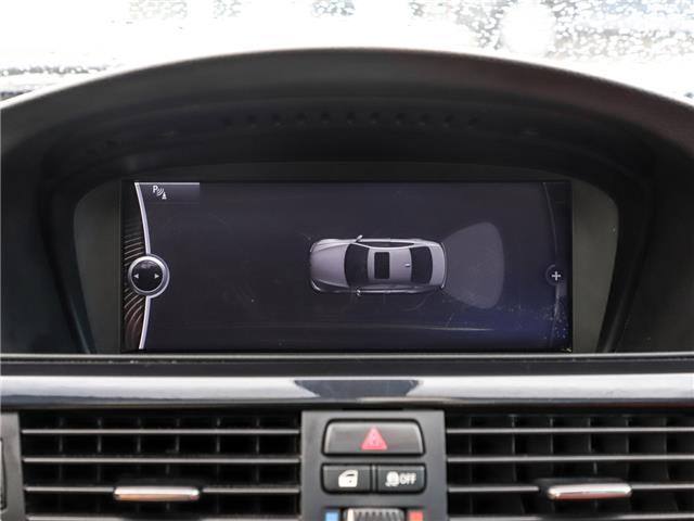 2011 BMW 328i  (Stk: AHL139) in Hamilton - Image 15 of 20