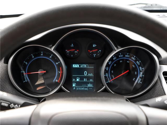 2015 Chevrolet Cruze 1LT (Stk: C90319) in Hamilton - Image 13 of 22