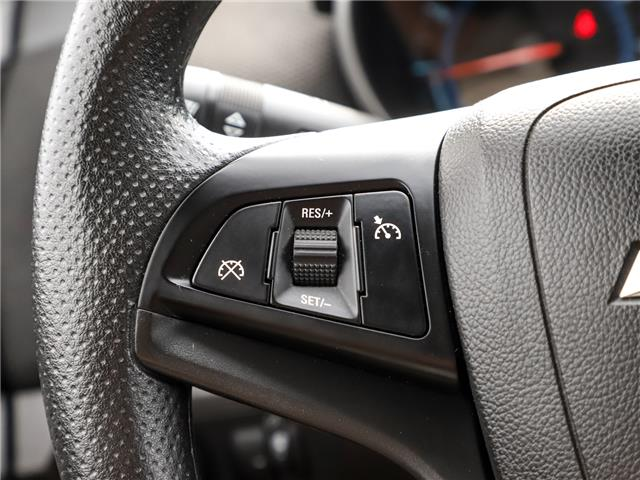 2015 Chevrolet Cruze 1LT (Stk: C90319) in Hamilton - Image 19 of 22