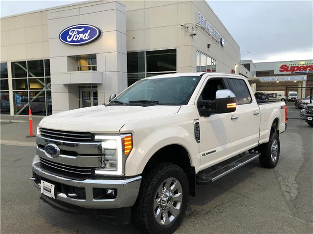 2017 Ford F-350 Lariat (Stk: OP19279) in Vancouver - Image 1 of 27