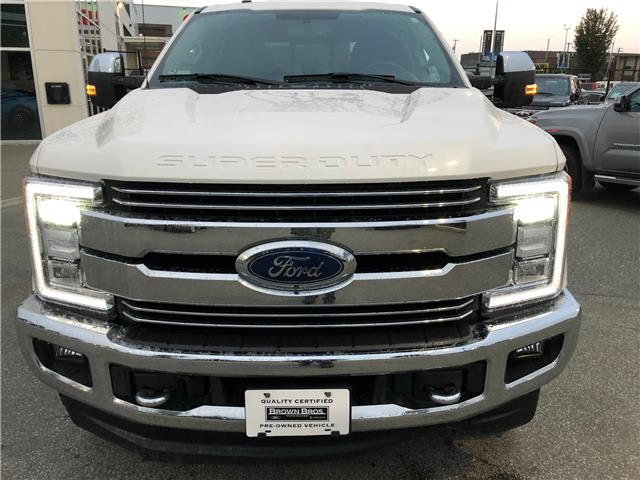 2017 Ford F-350 Lariat (Stk: OP19279) in Vancouver - Image 7 of 27