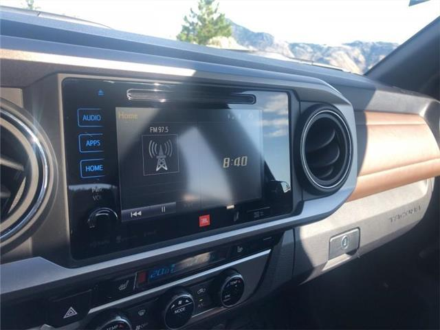 2017 Toyota Tacoma Limited (Stk: P3301) in Kamloops - Image 13 of 50