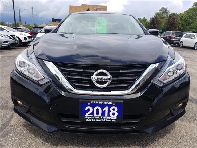 2018 Nissan Altima 2.5 SV (Stk: 257198) in Cambridge - Image 8 of 22