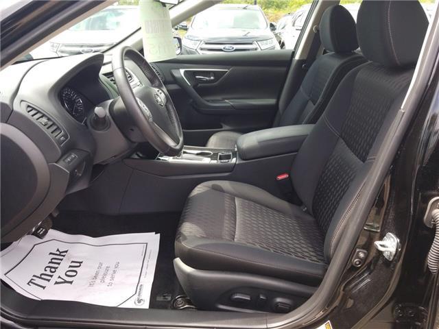 2018 Nissan Altima 2.5 SV (Stk: 257198) in Cambridge - Image 11 of 22
