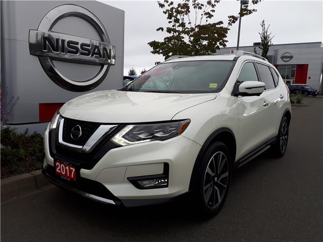 2017 Nissan Rogue SL Platinum (Stk: 9M7874A) in Courtenay - Image 1 of 9