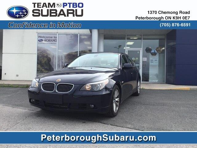 2004 BMW 545i  (Stk: S3941A) in Peterborough - Image 1 of 16