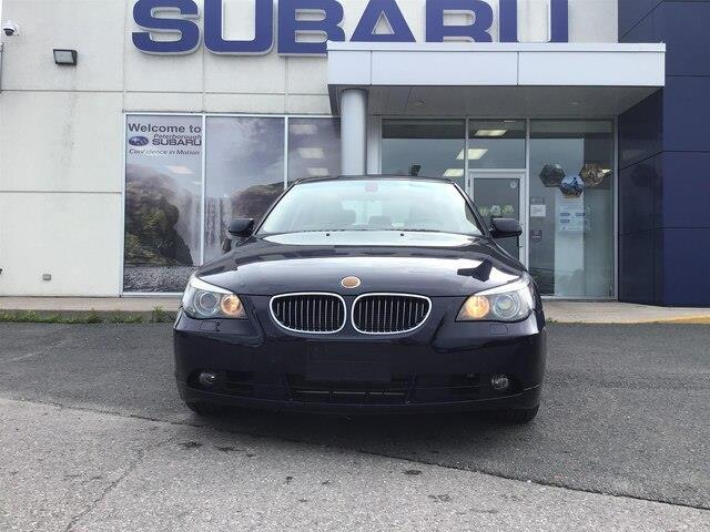 2004 BMW 545i  (Stk: S3941A) in Peterborough - Image 4 of 16