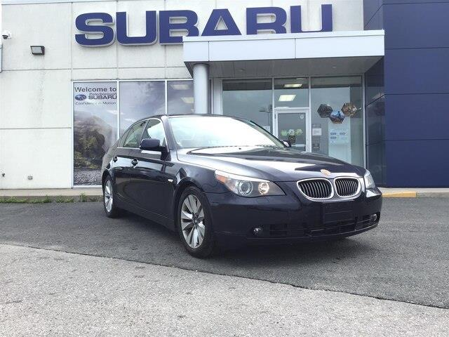 2004 BMW 545i  (Stk: S3941A) in Peterborough - Image 5 of 16