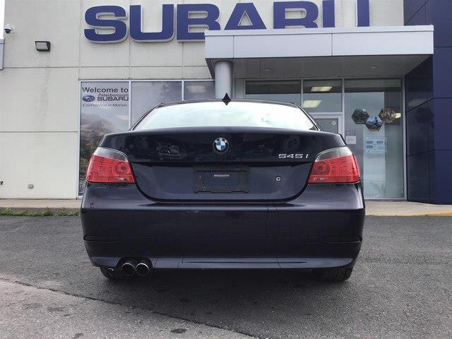 2004 BMW 545i  (Stk: S3941A) in Peterborough - Image 7 of 16