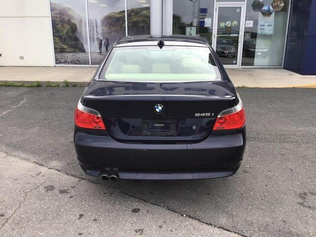 2004 BMW 545i  (Stk: S3941A) in Peterborough - Image 8 of 16