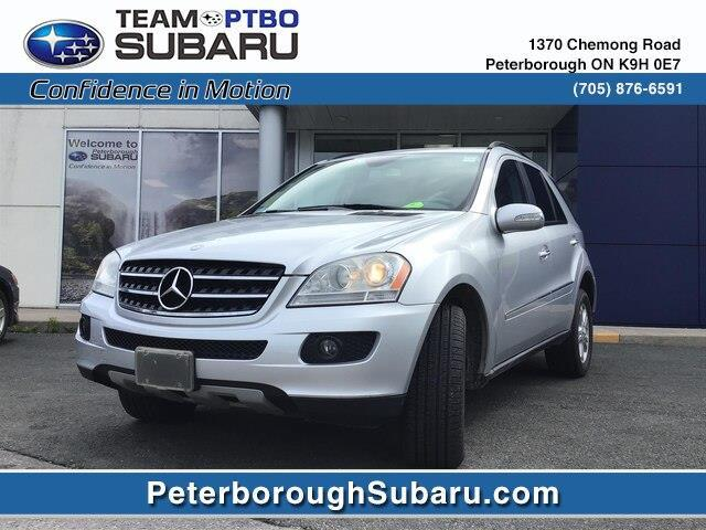 2007 Mercedes-Benz M-Class Base (Stk: S3921A) in Peterborough - Image 1 of 5
