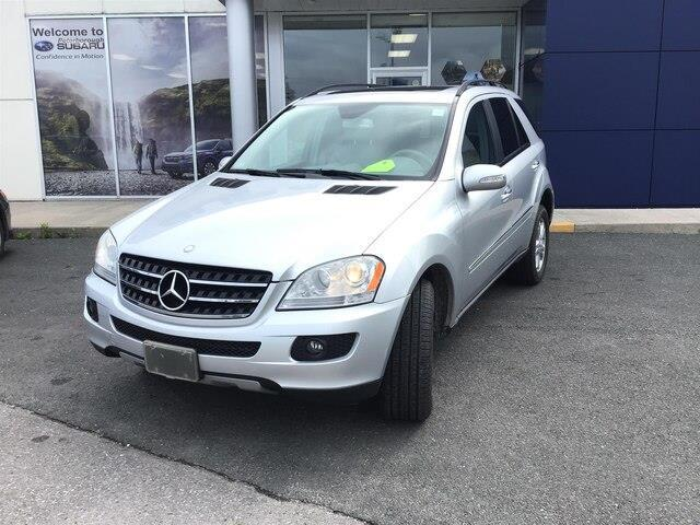2007 Mercedes-Benz M-Class Base (Stk: S3921A) in Peterborough - Image 2 of 5