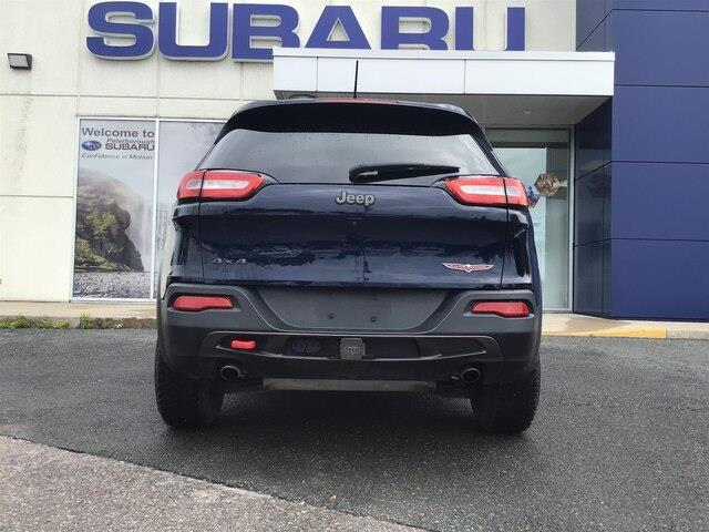 2015 Jeep Cherokee Trailhawk (Stk: S3946A) in Peterborough - Image 8 of 18