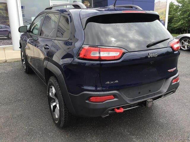 2015 Jeep Cherokee Trailhawk (Stk: S3946A) in Peterborough - Image 9 of 18