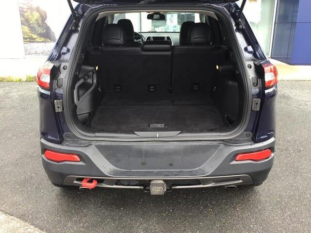 2015 Jeep Cherokee Trailhawk (Stk: S3946A) in Peterborough - Image 18 of 18