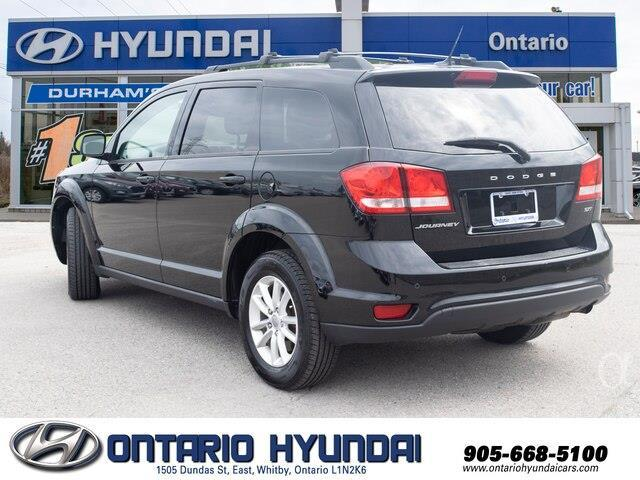 2016 Dodge Journey SXT/Limited (Stk: 01161L) in Whitby - Image 9 of 22
