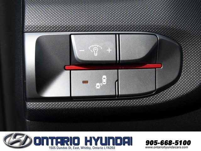 2020 Hyundai Veloster Turbo w/Two-Tone Paint (Stk: 023423) in Whitby - Image 9 of 20
